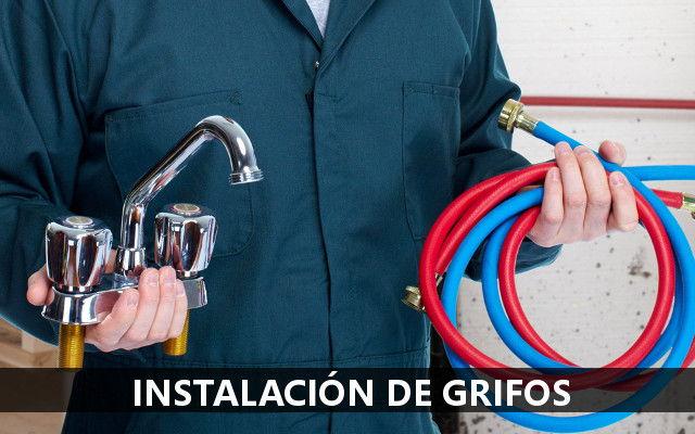instalar grifos Alicante