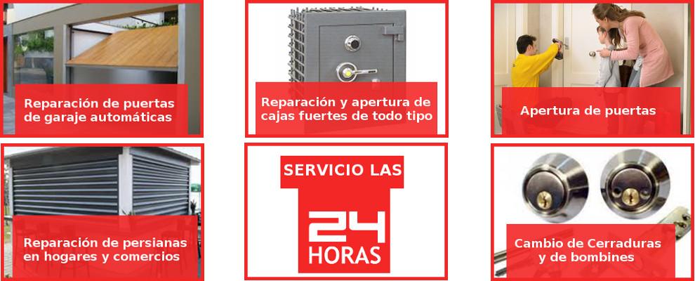 Cerrajeros en Oliva