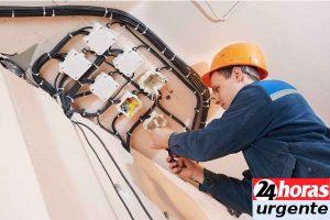 electricistas mantenimiento general