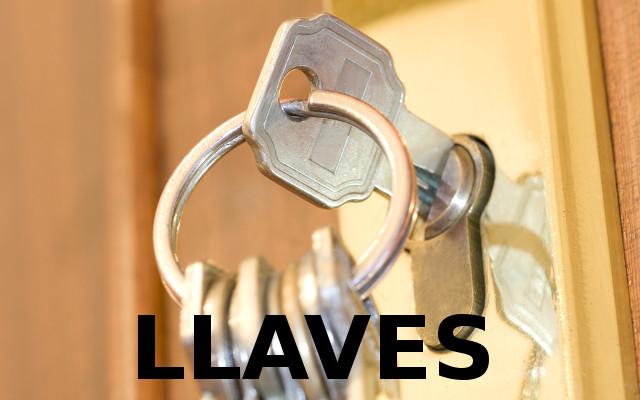 perder las llaves