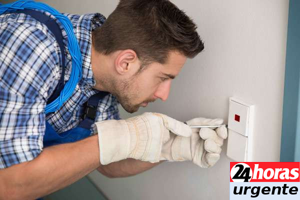 reparación electricidad madrid