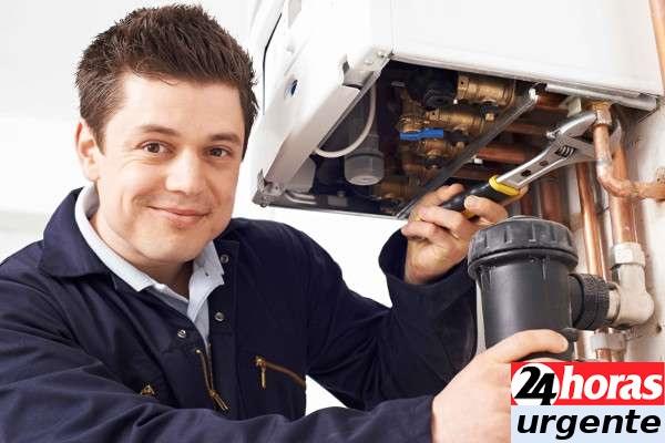 Instalación calentadores de gas